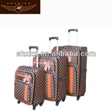 professional 2014 stock baggage suitcases for girl