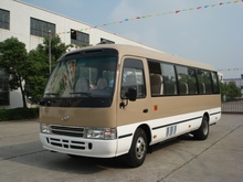 Hot Sale 20 Seater Coaster Mini Bus With Favourable Price