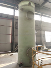 FRP GRP fiberglass caustic soda evaporation equipment