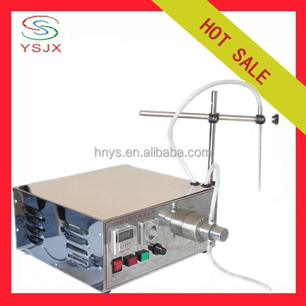 Easy use small syringe filling machine