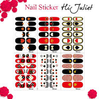 Small Order Various Designed Nail Stickers for Personal and Professional Nail Art Beauty, Nail Care Products Retail High Quality