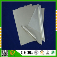 customized mica insulation sheet for electronic with low price