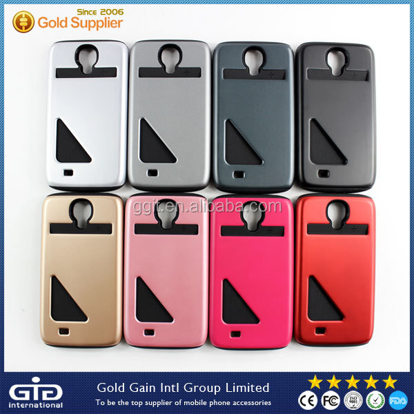 Hot Sell Slim Fighting Case For Samsung S4