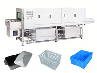 XYXG-50 Plastic case washing equipment/ plastic tray washer