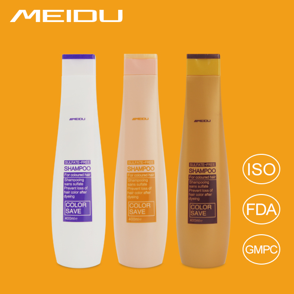 China Hair Care Products Manufacturer Wholesale Mild Color-Save Sulfate Free Shampoo In Bulk