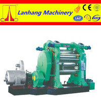 XY-4F 630 Rubber 4 Roll Calender Machine