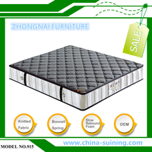 High quality slumberland mattress vibrating bed adjustable 915-2