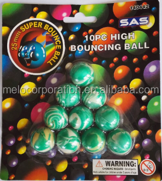 Marble Bouncy Ball Party Favors