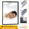 Fashionable Aluminum Snap Frame LED Light Box Picture Frames Double Side Aluminum Advertising Board