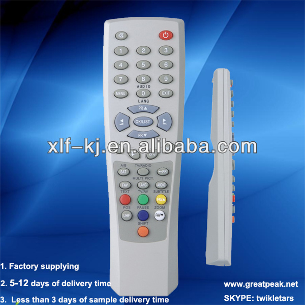 Shenzhen factory supplying high quality openbox s16 openbox s10 hd openbox x5 hd pvr remote control switch
