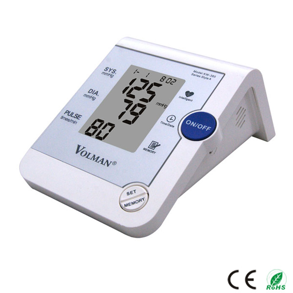 Hotsale Accurate Full-Automatic Measuring Range 0mmHg~280mmHg arm blood pressure monitor