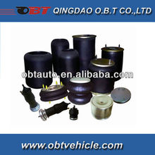 OBT rubber air spring suspension trailer parts