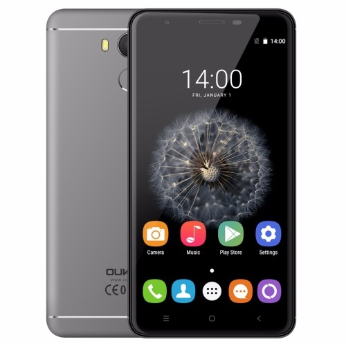 Drop Shipping OUKITEL U15 Pro, 3GB+32GB 5.5 inch 2.5D Curved Android 6.0 MTK6753 4G Mobile Phone
