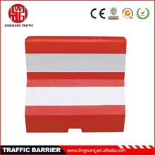 Over 30 years experience Coloured Plastic Crowd Control Barrier