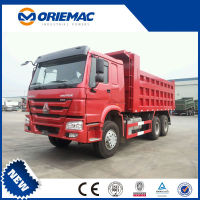 HOWO japan dump truck 6x4 Tipper