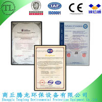 Continuous waste motor oil recycling machine vacuum distillation used oil