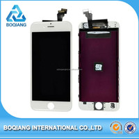 China Alibaba Express mobile phone spare parts for iphone , for iphone 6 plus unlocked lcd display