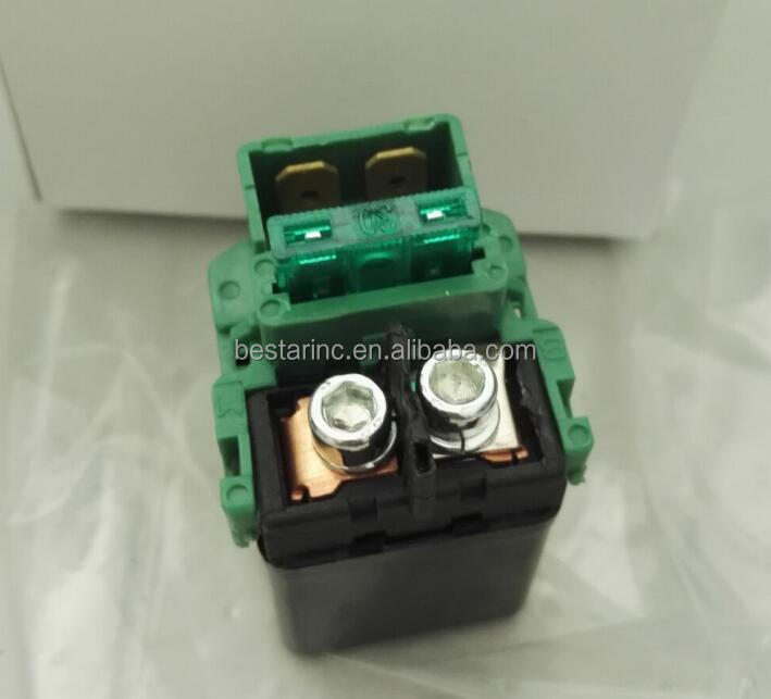 High performance motorcycle starter relay 35850MT4000 in low price