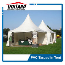 China product party tents wedding marquee tent and polyester fabric material for sale