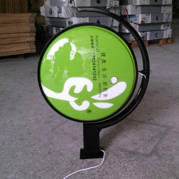 Popular OEM customized street advertising board