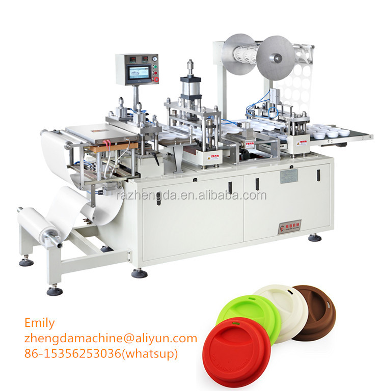 ZD-420 Plastic Cover Making Termoforming Machine Price