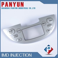 IMD case with plastic control Panel