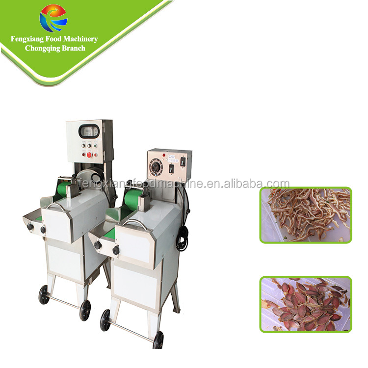 Hot Sale High Quality Large Capacity Cooked Pig Ear Beef Mutton Meat Slicer Slicing Thawing Cutting Machine