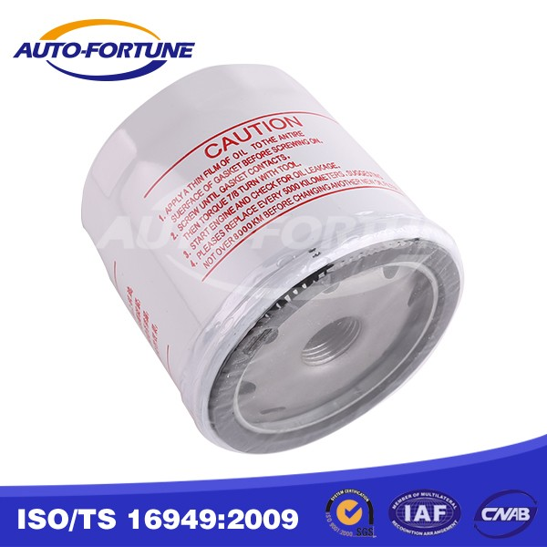 Auto oil filter for BUICK car with OEM.NO 93156310