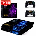 For PS4 Controller Console Decal Cover Skin Video Game