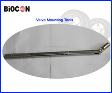 Snap-in tire valve mounting tools BVT12-4