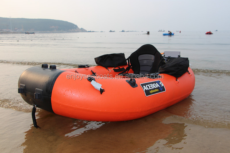 One Person China Inflatable Fishing <strong>Boat</strong>!