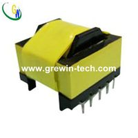 220v 12v 24v 100Khz EE19 high frequency power transformer for wave carrier filter Alibaba manufacturer