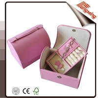 Trade Assurance Supplier Portable Jewelry Display Case