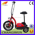 3 Wheel Electric Scooter For Old People Trike