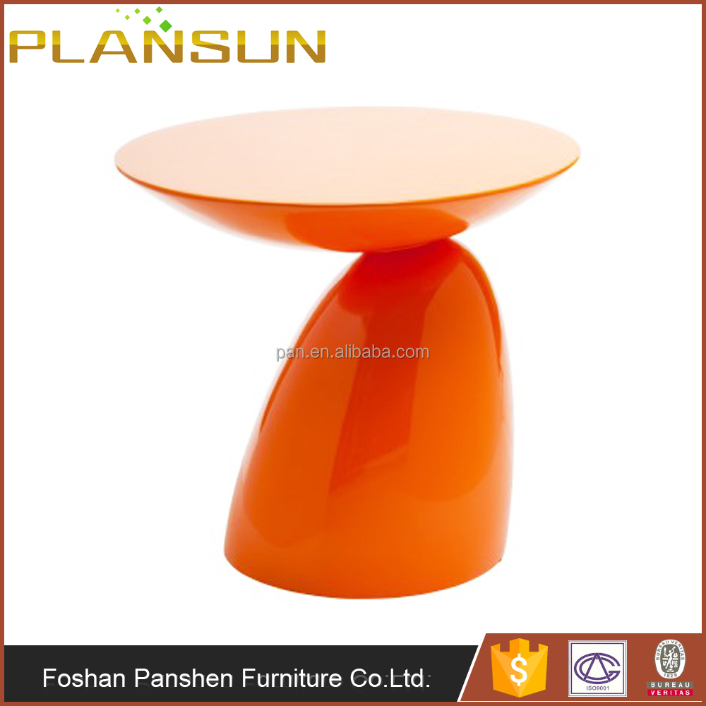 replica Modern design fiberglass table mushroom shaped Parabel Dining Table