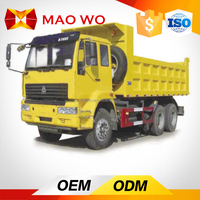 Maowo 15 ton used dump truck for sale in guangzhou