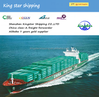 Professional LCL Shipping Sea Freight Rates From China to Parma Italy