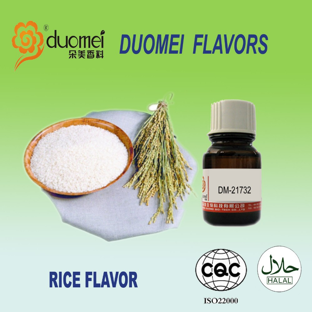 DM-21732 Baked Rice Flavor for Dairy and cold drinks,flavors of carbonated drinks