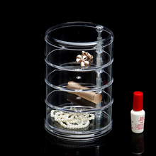 plastic jewelry drawer and cosmetic organizers acrylic makeup organizer box clear cosmetics organizer