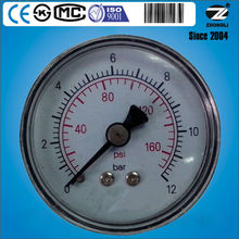 China approved biogas pressure gauge