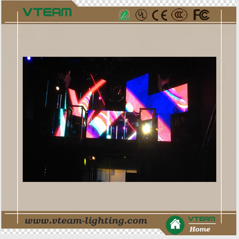 P10mm cabinet size 500mmx1000mm light-weight transparent outdoor led video screen