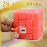 hot sell Factory Price New Products Magic Cube wireless Bluetooth 4.1 Speaker