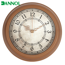 New household products 2016 innovative product cheap plastic decorative wall mounted clock / 2 way table clock