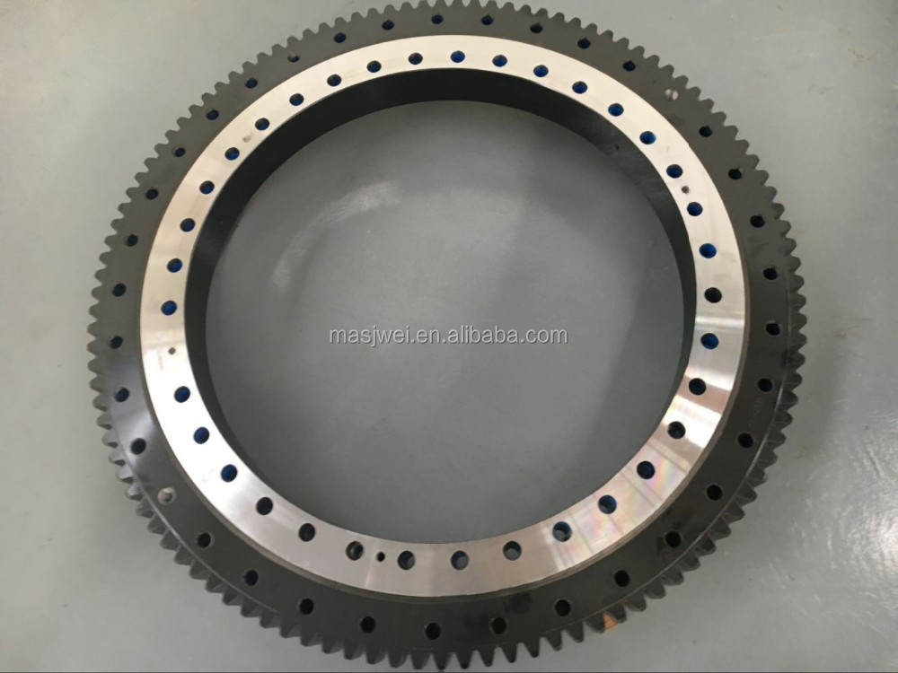 Excavator PC200-5 machine tool center bearing set for engine crane
