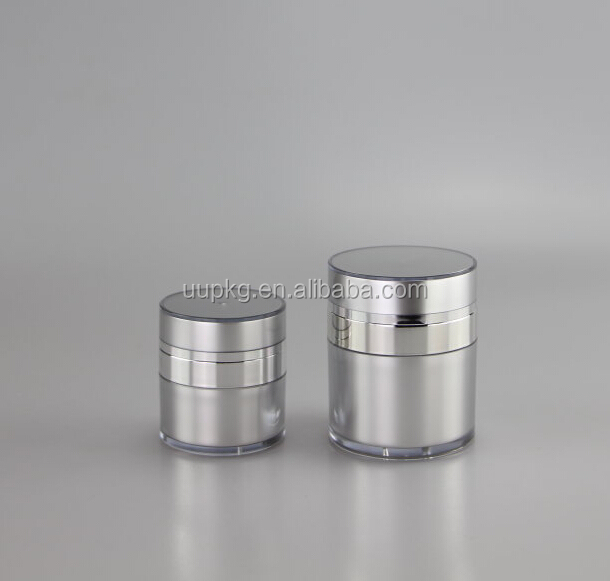 UU packaging 15g 30g 50g airless jar