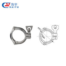 Sanitary Conduit gi pipe clamp pipe