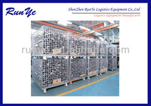 Reliable metallic strage units factory sales