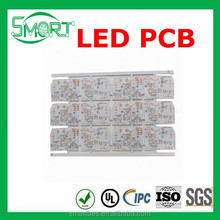 Smart Bes~aluminium pcb circuit for cfl/15w cfl circuit,Quickly delivered aluminium printed circuits board,solar pcb circuit
