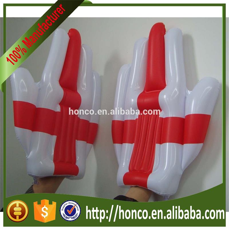 hot selling inflatable cheering hand