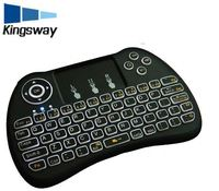 Multimedia Gaming Keyboard 2.4G mini keyboard H9 bluetooth Air Mouse for Computer PC Android Tv Box